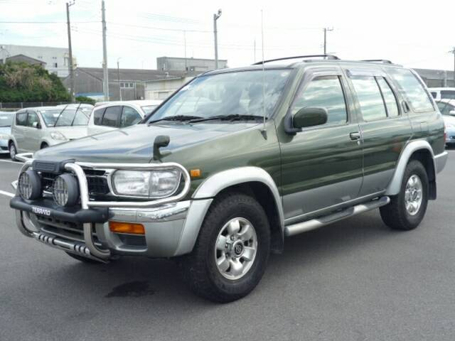 1998 Nissan Terrano Pathfinder Ref No 0100031142 Used Cars For