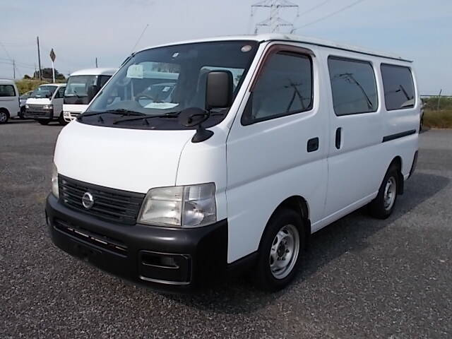 Used Cars Under 500 >> 2002 NISSAN CARAVAN VAN (URVAN) | Ref No.0100031229 | Used Cars for Sale | PicknBuy24.com