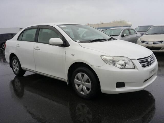 2008 Toyota Corolla For Sale >> Corolla Axio
