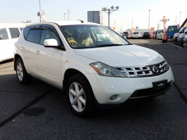 2005 Nissan Murano Ref No0100031446 Used Cars For Sale
