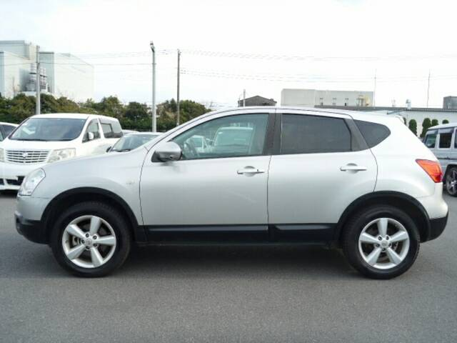 2009 NISSAN DUALIS (QASHQAI) - Powerful! Sun roof! | Ref No.0100031487 | Used Cars for Sale ...