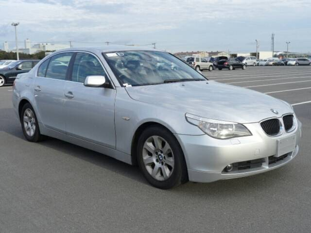 2003 Bmw 525i 5 Series Double Air Bag 16inch Factory Alloy