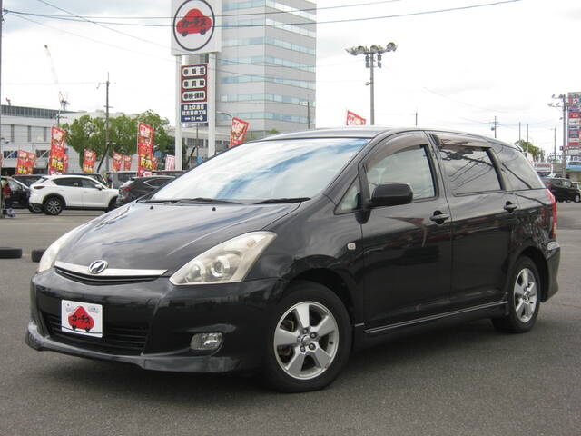 TOYOTA WISH X AERO SPORTS PACKAGE