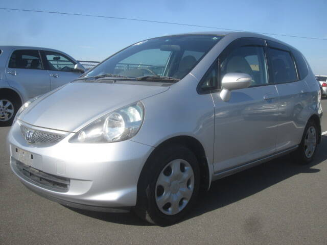 HONDA FIT (JAZZ) 1.3A WELCOME ED