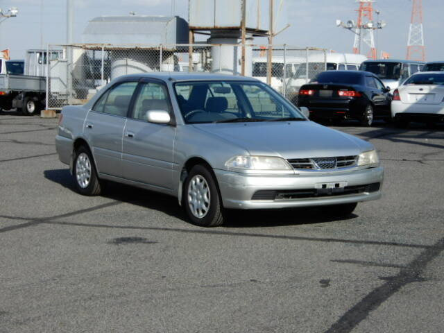 2001 Toyota Carina Ref No 0100031751 Used Cars For Sale
