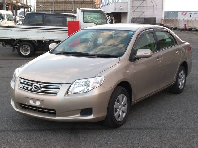 2008 toyota corolla manual transmission