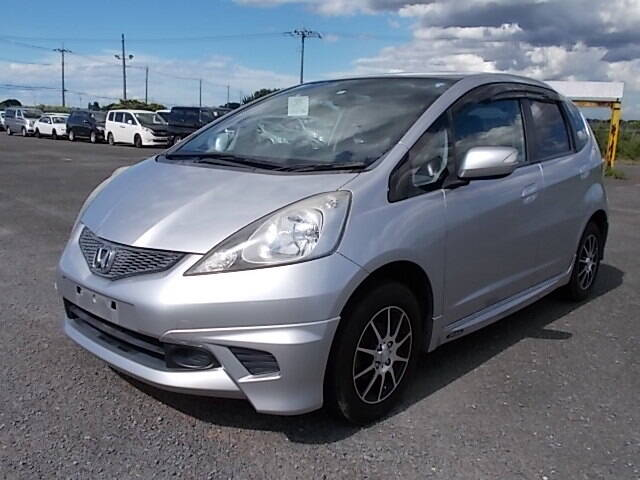 HONDA FIT (JAZZ) L F PACKAGE