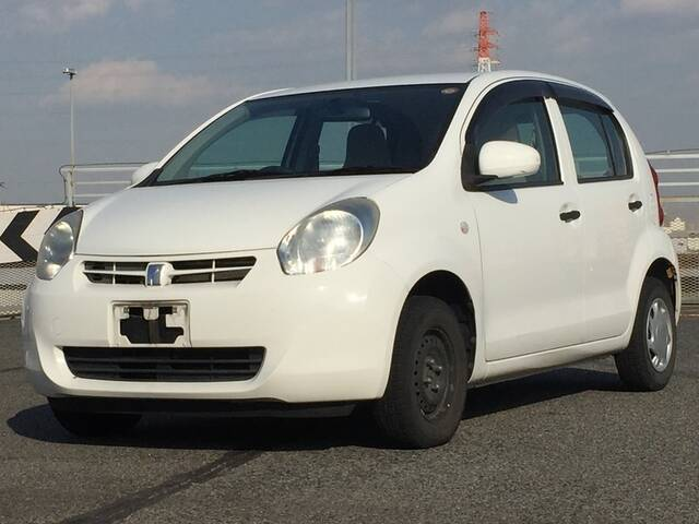 TOYOTA PASSO 1.0X V PACKAGE