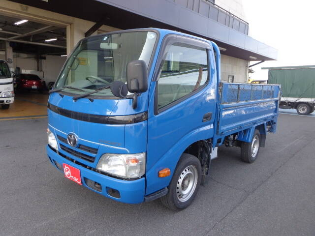 TOYOTA TOYOACE POWER GATE