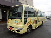 2009 NISSAN CIVILIAN SCHOOL BUS