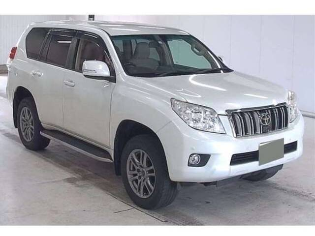 TOYOTA LAND CRUISER PRADO (LEXUS GX400) TZ G SELECTION