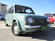 1989 NISSAN PAO CANVAS TOP