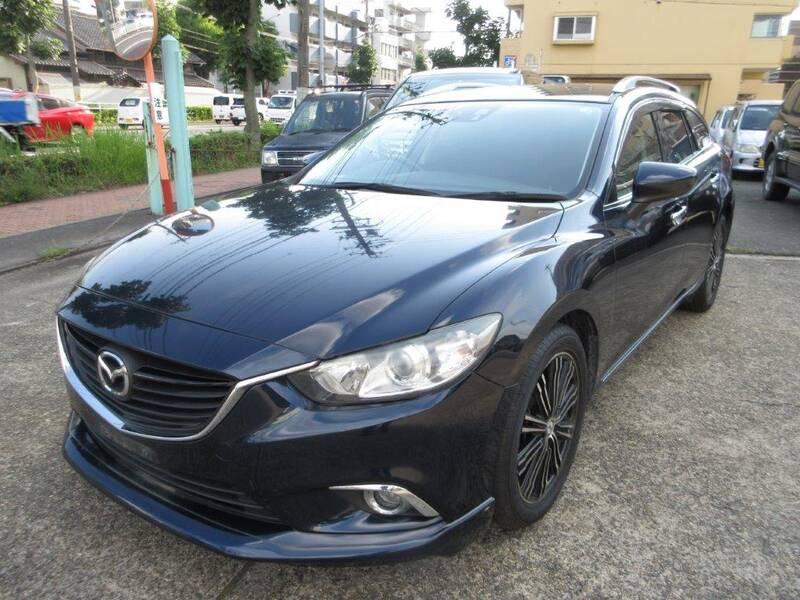 Mazda Atenza Wagon