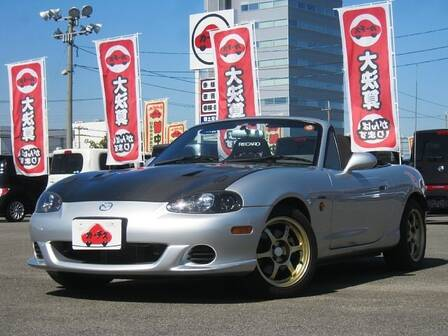 MAZDA ROADSTER TURBO