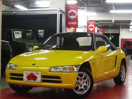HONDA BEAT CONVERTIBLE