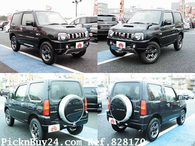 2017 suzuki jimny ref no828170 japanese used cars exporter suzuki jimny fandeluxe Images