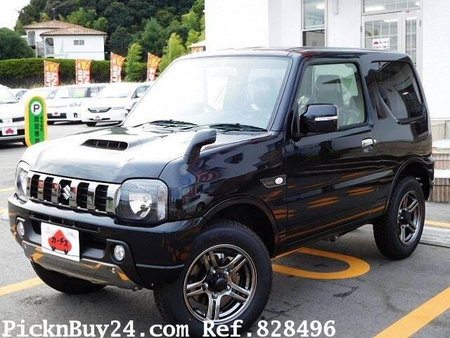 2017 suzuki jimny ref no828496 japanese used cars exporter suzuki jimny fandeluxe Images