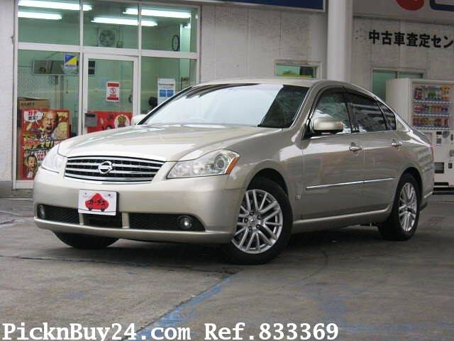 2004 Nissan Fuga Ref No0100833369 Used Cars For Sale