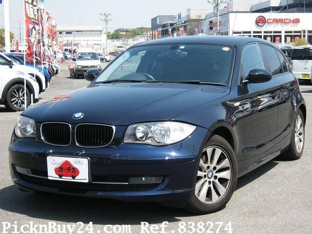2008 bmw 116i 1 series ref used cars. Black Bedroom Furniture Sets. Home Design Ideas