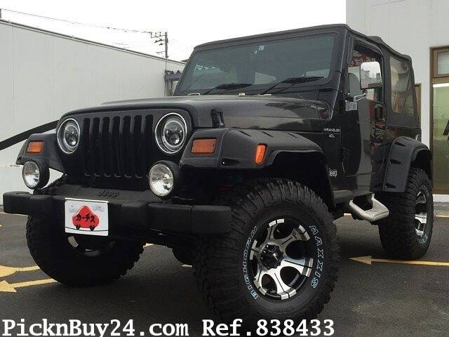 CHRYSLER JEEP WRANGLER ...