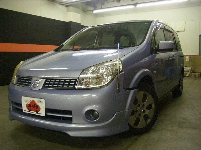 2005 Nissan Lafesta Ref No0100848630 Used Cars For Sale