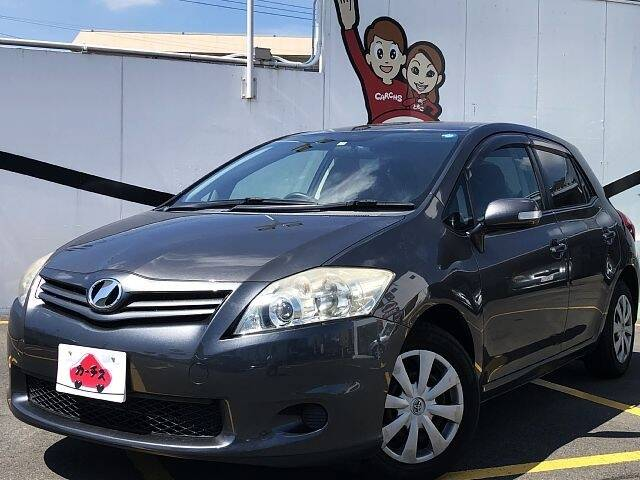 TOYOTA AURIS 150X M PACKAGE