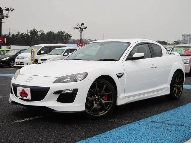 Mazda rx 8 2012
