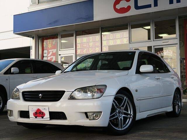 TOYOTA ALTEZZA (LEXUS IS200) RS200 L EDITION