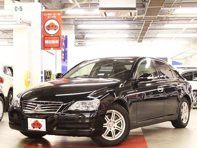 TOYOTA MARK X 250G F PACKAGE
