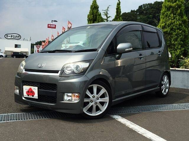 DAIHATSU MOVE CUSTOM RS