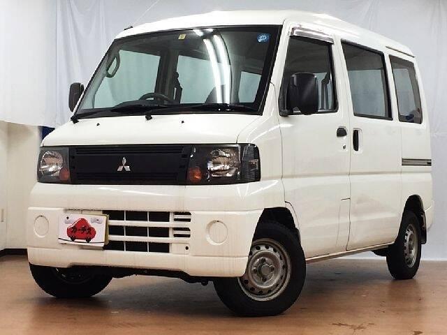 MITSUBISHI MINICAB CS 2 SEATER