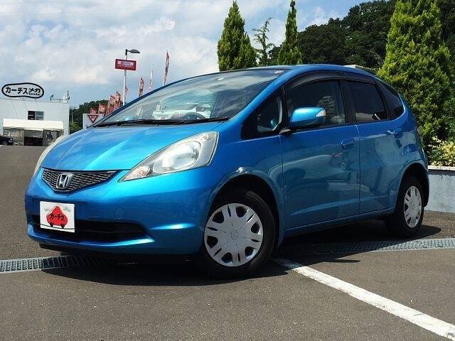 HONDA FIT (JAZZ) G F Package