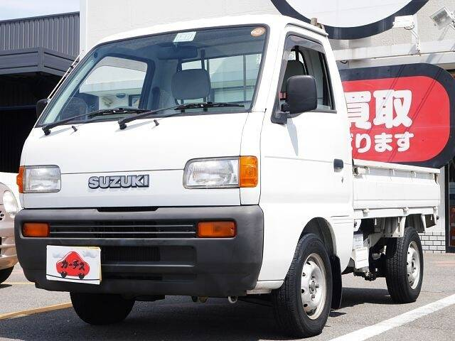 SUZUKI CARRY KU