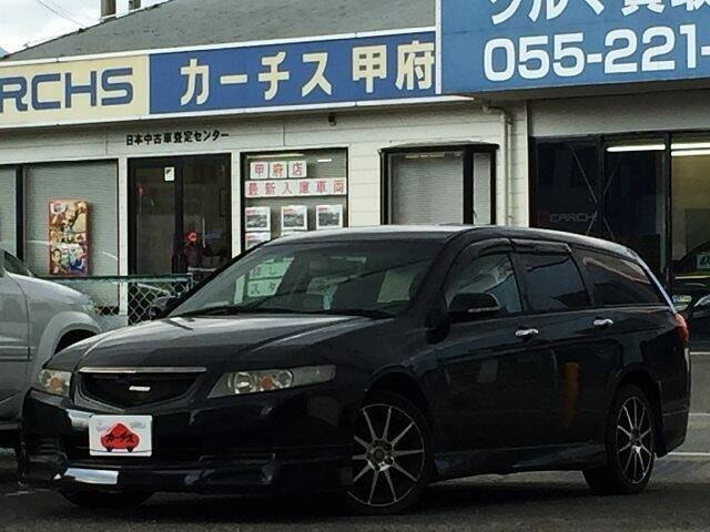 HONDA ACCORD 24 E EXCLUSIVE PACKAGE