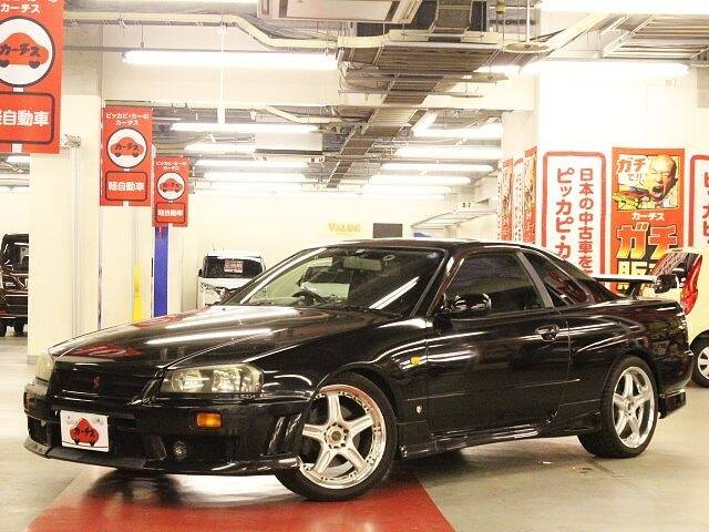 NISSAN SKYLINE 25GT TURBO
