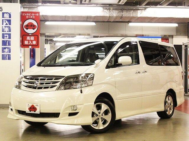 TOYOTA ALPHARD AS LTD