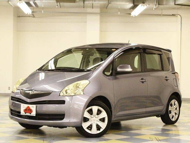 TOYOTA RACTIS G L PACKAGE