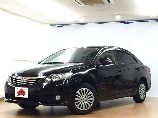 TOYOTA ALLION A15 G PACKAGE