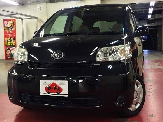 TOYOTA PORTE 130I C PACKAGE