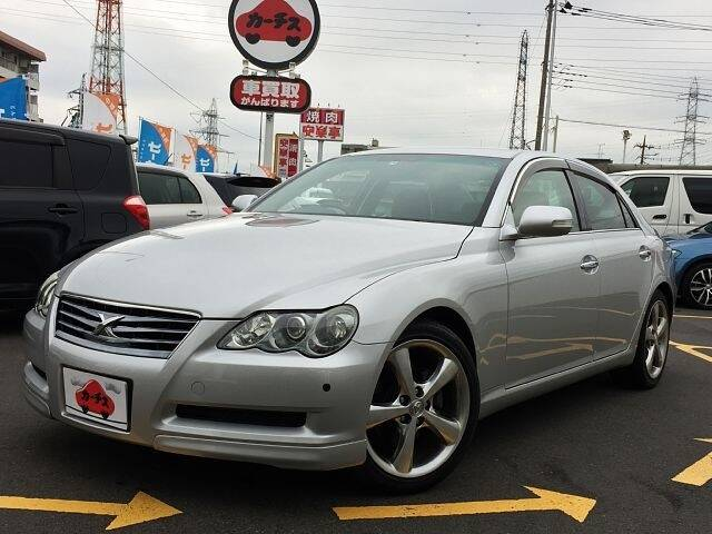 TOYOTA MARK X 250G S PACKAGE