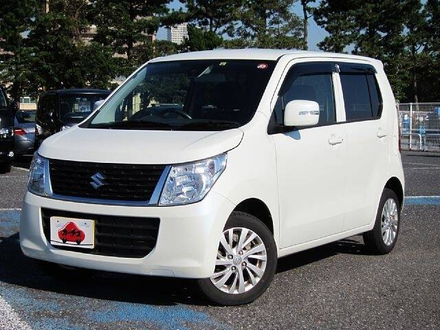 SUZUKI WAGON R FX LTD