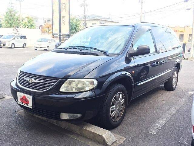 CHRYSLER CHRYSLER GRAND VOYAGER LTDAWD