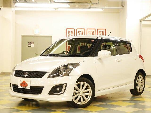 SUZUKI SWIFT (IGNIS) RS