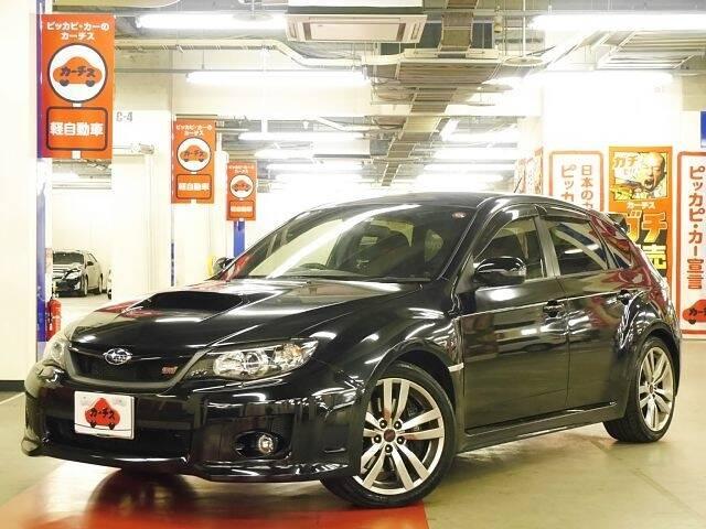 2014 Subaru Impreza Wrx Sti >> Impreza