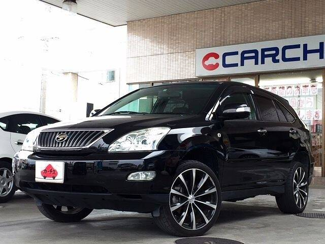 TOYOTA HARRIER (LEXUS RX300) 240G L PACKAGE