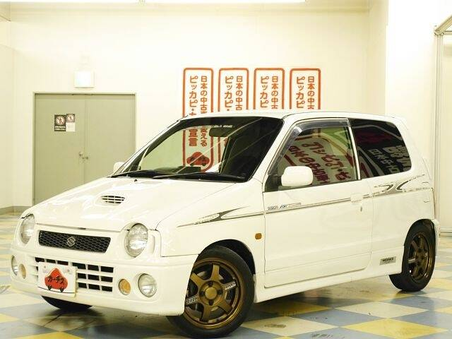 SUZUKI ALTO WORKS SUZUKI SPORT LTD
