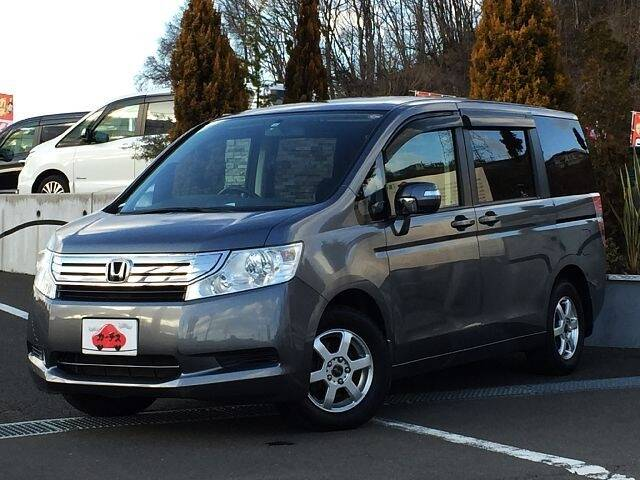 HONDA STEPWAGON G L PACKAGE