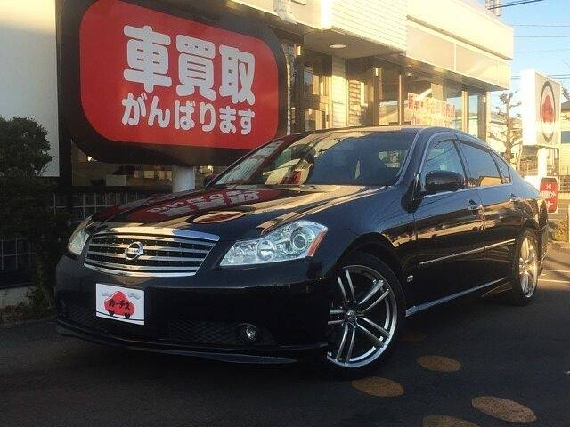 NISSAN FUGA 350GT SPORTS PACKAGE