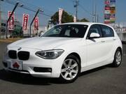 2012 BMW 116i