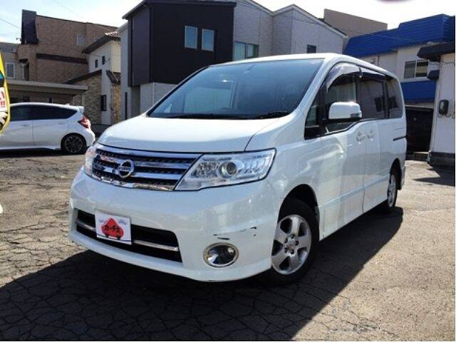 NISSAN SERENA HIGHWAYSTAR V SELECTION